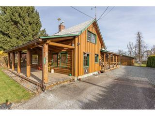 Photo 1: 5706 BRADNER Road in Abbotsford: Bradner House for sale : MLS®# R2418813