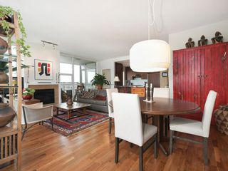 "Photo 4: 1105 1333 W 11TH Avenue in Vancouver: Fairview VW Condo for sale in ""SAKURA"" (Vancouver West)  : MLS®# R2432265"