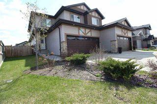 Main Photo: 16437 132 Street in Edmonton: Zone 27 House Half Duplex for sale : MLS®# E4189009