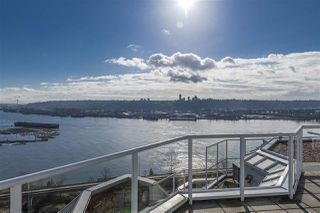 """Photo 16: 1802 71 JAMIESON Court in New Westminster: Fraserview NW Condo for sale in """"Palace Quay"""" : MLS®# R2444995"""