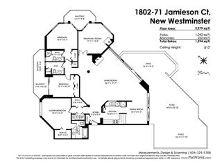 """Photo 15: 1802 71 JAMIESON Court in New Westminster: Fraserview NW Condo for sale in """"Palace Quay"""" : MLS®# R2444995"""