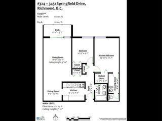 "Photo 22: 324 3451 SPRINGFIELD Drive in Richmond: Steveston North Condo for sale in ""Admiral Court"" : MLS®# R2472758"