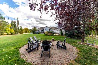 Photo 38: 38 Bristol Way: Rural Sturgeon County House for sale : MLS®# E4216312