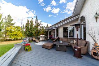 Photo 45: 38 Bristol Way: Rural Sturgeon County House for sale : MLS®# E4216312