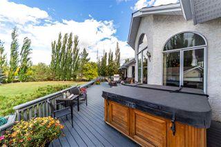 Photo 43: 38 Bristol Way: Rural Sturgeon County House for sale : MLS®# E4216312