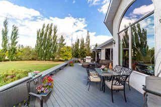 Photo 44: 38 Bristol Way: Rural Sturgeon County House for sale : MLS®# E4216312