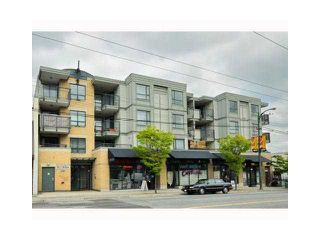 "Photo 1: 304 2741 E HASTINGS Street in Vancouver: Hastings East Condo for sale in ""THE RIVIERA"" (Vancouver East)  : MLS®# V854945"
