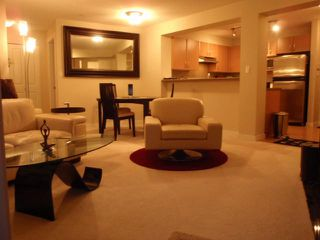 """Photo 1: 116 4723 DAWSON Street in Burnaby: Brentwood Park Condo for sale in """"COLLAGE"""" (Burnaby North)  : MLS®# V856175"""