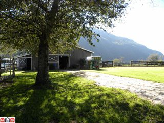 "Photo 4: 38916 OLD YALE Road in Abbotsford: Sumas Prairie House for sale in ""ARNOLD"" : MLS®# F1029038"