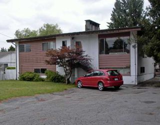 Photo 1: 20312 123RD Ave in Maple Ridge: Northwest Maple Ridge House for sale : MLS®# V597137