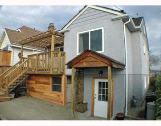 Photo 10: 795 KASLO Street in Vancouver: Renfrew VE House for sale (Vancouver East)  : MLS®# V752409