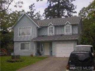 Photo 1: 3870 Grange Rd in VICTORIA: SW Strawberry Vale House for sale (Saanich West)  : MLS®# 504245