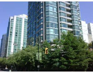 "Photo 1: 603 888 HAMILTON Street in Vancouver: Downtown VW Condo for sale in ""ROSEDALE GARDENS"" (Vancouver West)  : MLS®# V777304"