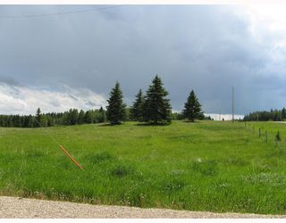 Photo 2: Water Valley Springs Estates: Rural Mountain View County Land for sale : MLS®# C4259086