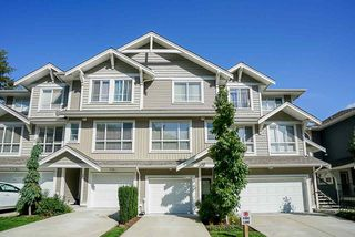 "Photo 1: 33 7059 210 Street in Langley: Willoughby Heights Townhouse for sale in ""Alder"" : MLS®# R2407874"