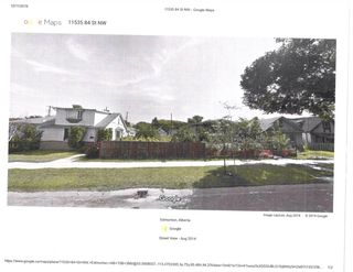 Photo 2: 11535 84 Street NW in Edmonton: Zone 05 Vacant Lot for sale : MLS®# E4176940