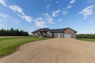 Photo 1: 53468 RGE RD 220: Rural Strathcona County House for sale : MLS®# E4181378