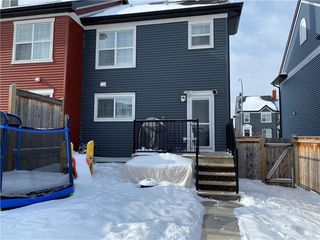 Photo 26: 21 RIVER HEIGHTS Link: Cochrane Row/Townhouse for sale : MLS®# C4286639