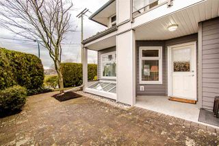 "Photo 1: 104 1220 FIR Street: White Rock Townhouse for sale in ""Vista Pacifica"" (South Surrey White Rock)  : MLS®# R2444300"