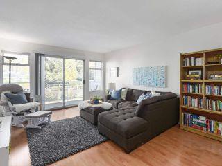 "Photo 1: 310 5335 HASTINGS Street in Burnaby: Capitol Hill BN Condo for sale in ""THE TERRACES"" (Burnaby North)  : MLS®# R2447868"