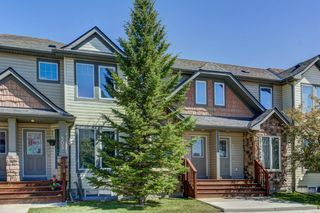 Photo 1: 504 2445 KINGSLAND Road SE: Airdrie Row/Townhouse for sale : MLS®# A1017254
