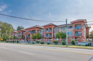 "Main Photo: 305 19774 56 Avenue in Langley: Langley City Condo for sale in ""MADISON STATION"" : MLS®# R2495800"
