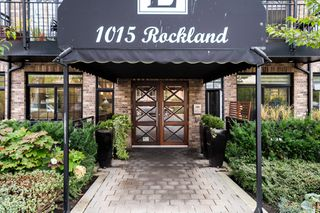 Photo 28: 102 1015 Rockland Ave in : Vi Downtown Condo for sale (Victoria)  : MLS®# 856147