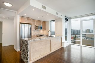 """Main Photo: 1506 5900 ALDERBRIDGE Way in Richmond: Brighouse Condo for sale in """"""""The Lotus"""" by Cressey"""" : MLS®# R2517304"""