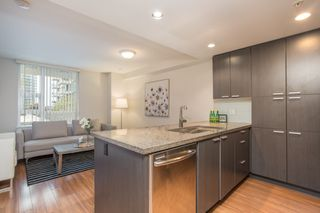 "Photo 6: 403 2200 DOUGLAS Road in Burnaby: Brentwood Park Condo for sale in ""AFFINITY"" (Burnaby North)  : MLS®# R2523058"