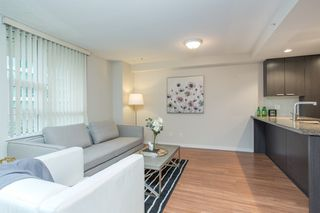 "Photo 3: 403 2200 DOUGLAS Road in Burnaby: Brentwood Park Condo for sale in ""AFFINITY"" (Burnaby North)  : MLS®# R2523058"