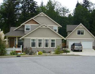 "Photo 1: 1474 SUNSET Place in Gibsons: Gibsons & Area House for sale in ""Georgia Crest"" (Sunshine Coast)  : MLS®# V812460"