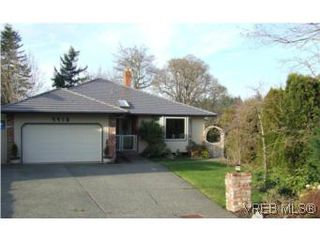 Photo 1: 4418 Strom Ness Pl in VICTORIA: SW Royal Oak Single Family Detached for sale (Saanich West)  : MLS®# 532460