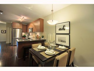 """Photo 3: 211- 2008 E 54TH Avenue in Vancouver: Fraserview VE Condo for sale in """"CEDAR54"""" (Vancouver East)  : MLS®# V819286"""