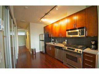 "Photo 1: 308 2055 YUKON Street in Vancouver: Mount Pleasant VW Condo for sale in ""MONTREAUX"" (Vancouver West)  : MLS®# V833911"