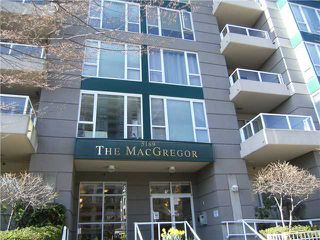 "Photo 7: 2005 5189 GASTON Street in Vancouver: Collingwood VE Condo for sale in ""The MacGregor"" (Vancouver East)  : MLS®# V835468"