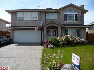 Photo 1: 3497 SUMMIT Drive in Abbotsford: Abbotsford West House for sale : MLS®# F1020349