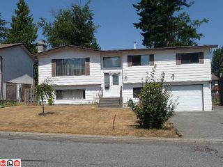 Photo 1: 32687 COWICHAN Terrace in Abbotsford: Abbotsford West House for sale : MLS®# F1020450
