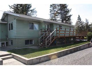 Photo 1: 1011 DOG CREEK Road in Williams Lake: Esler/Dog Creek House for sale (Williams Lake (Zone 27))  : MLS®# N203721