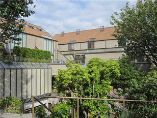 "Photo 11: 1167 W 8TH Avenue in Vancouver: Fairview VW Townhouse for sale in ""FAIRVIEW 2"" (Vancouver West)  : MLS®# V849137"