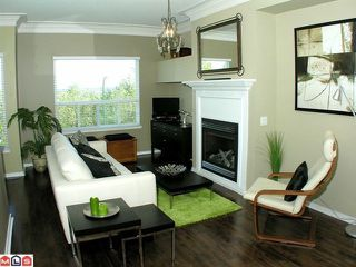 """Photo 2: 26 15065 58TH Avenue in Surrey: Sullivan Station Townhouse for sale in """"SPRINGHILL"""" : MLS®# F1027637"""