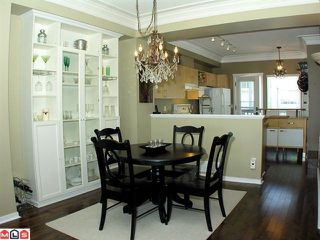 """Photo 5: 26 15065 58TH Avenue in Surrey: Sullivan Station Townhouse for sale in """"SPRINGHILL"""" : MLS®# F1027637"""