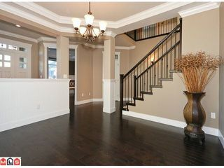 """Photo 3: 16302 26A Avenue in Surrey: Grandview Surrey House for sale in """"MORGAN HEIGHTS"""" (South Surrey White Rock)  : MLS®# F1027762"""