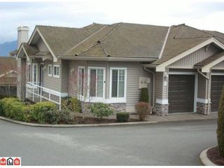 "Photo 2: 27 35537 EAGLE MOUNTAIN Drive in Abbotsford: Abbotsford East Townhouse for sale in ""Eaton Place"" : MLS®# F1100660"
