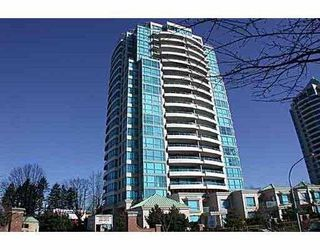 "Photo 1: 1507 6611 SOUTHOAKS CR in Burnaby: Middlegate BS Condo for sale in ""GEMINI I"" (Burnaby South)  : MLS®# V614354"