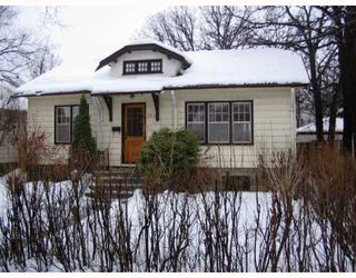 Photo 1:  in WINNIPEG: River Heights / Tuxedo / Linden Woods Residential for sale (South Winnipeg)  : MLS®# 2901837