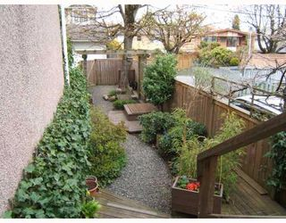 Photo 10: 715 W 69TH Avenue in Vancouver: Marpole Townhouse for sale (Vancouver West)  : MLS®# V762795