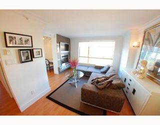 "Photo 2: 1102 1189 HOWE Street in Vancouver: Downtown VW Condo for sale in ""THE GENESIS"" (Vancouver West)  : MLS®# V779458"