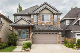 Photo 1: 6014 Stinson Road in Edmonton: Zone 14 House for sale : MLS®# E4169589