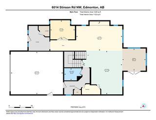 Photo 27: 6014 Stinson Road in Edmonton: Zone 14 House for sale : MLS®# E4169589