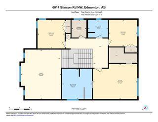 Photo 28: 6014 Stinson Road in Edmonton: Zone 14 House for sale : MLS®# E4169589